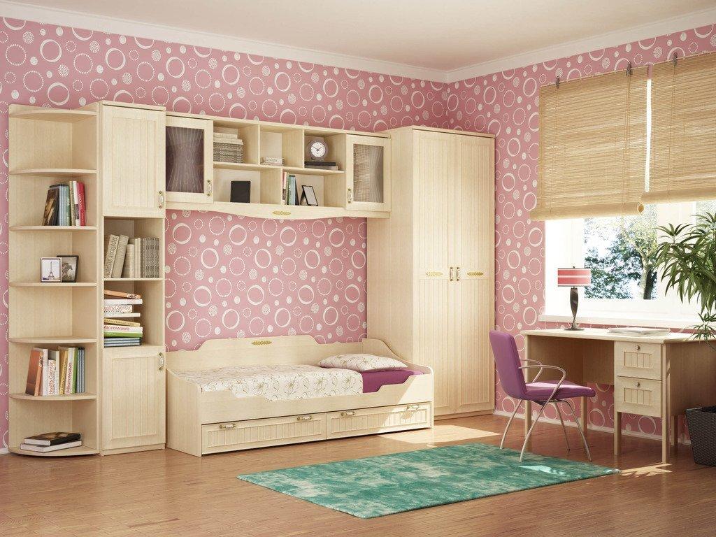 Фото спальни для девочек