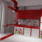 Как выглядит дизайн кухни в брежневке