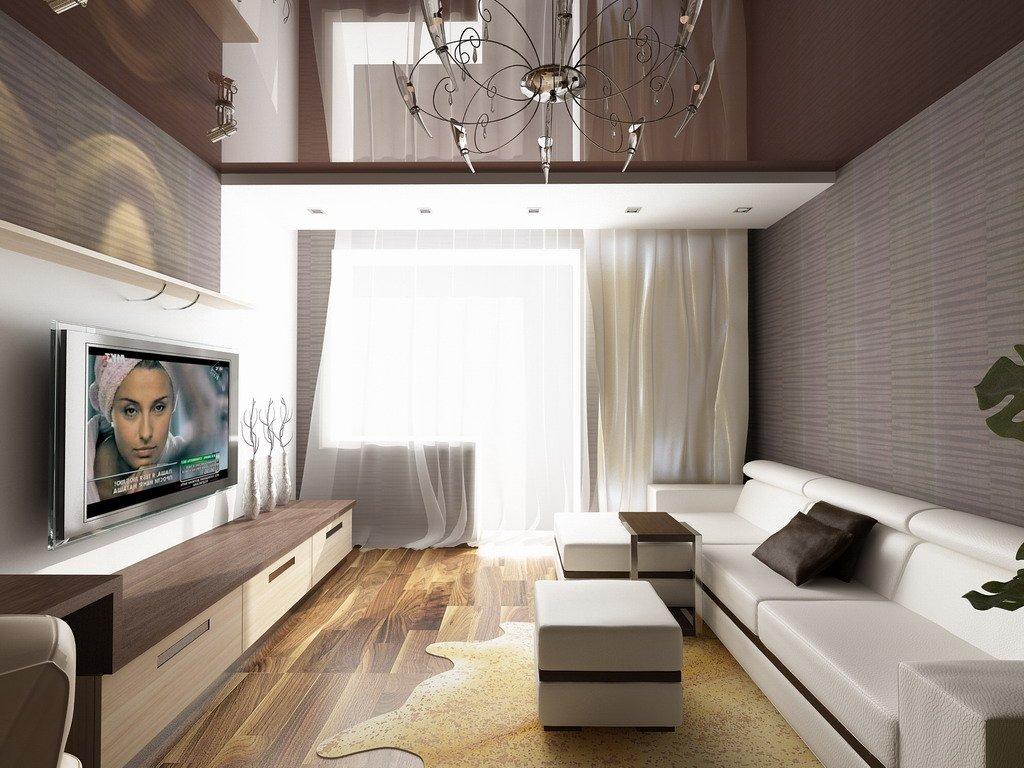 Квартира однокомнатная интерьер фото