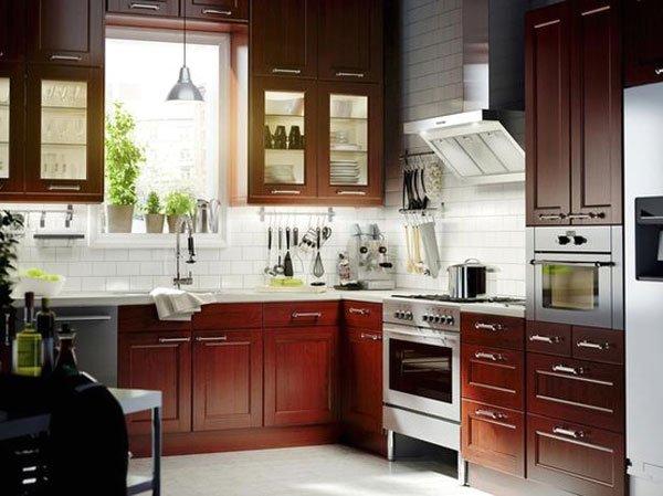 фотографии белой керамической плитки на кухне