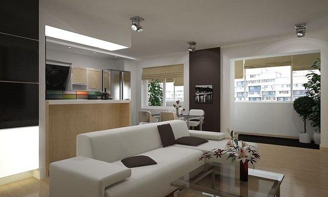 кухни совмещенные с гостиной полезные идеи по дизайну