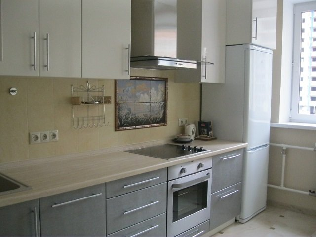 можно со вкусом создать интерьер кухни 6м2