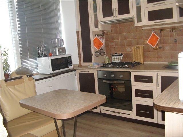 маленькие кухни для малогабаритных квартир