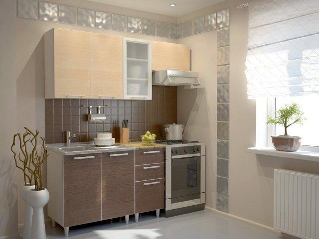 проблемы и решения дизайна маленьких кухонь для малогабаритных квартир