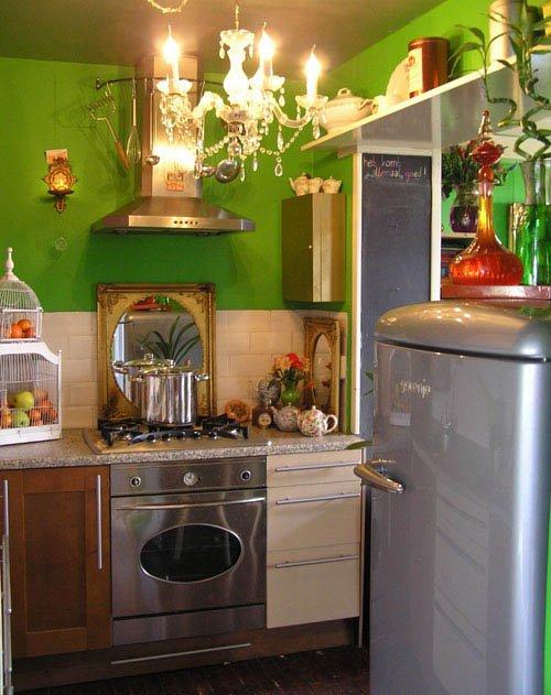 Хрущевка: как организовать пространство на кухне