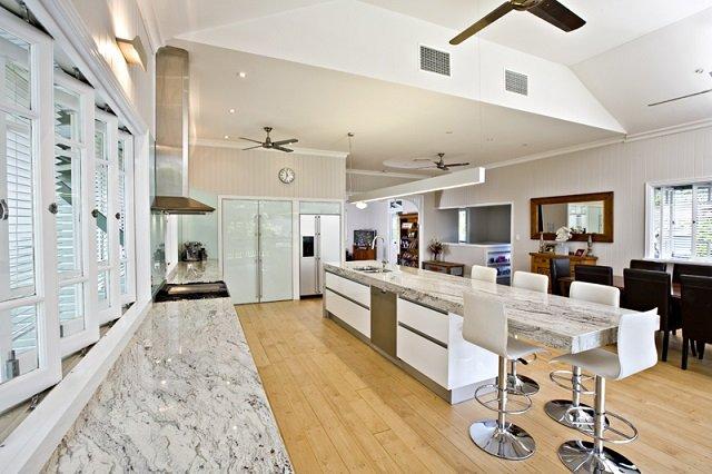 кухонный остров дизайн кухни со вкусом