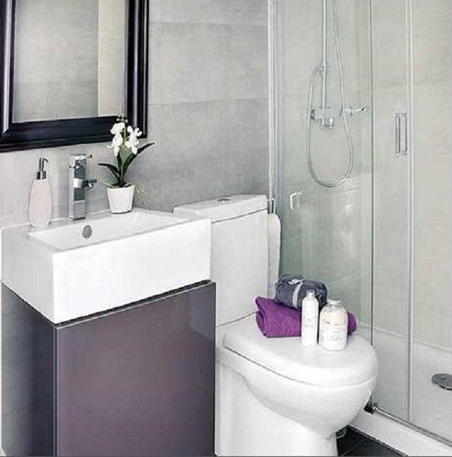 3кв м ванной комнаты - дизайн