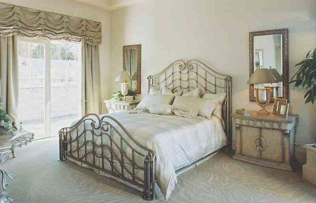 большие спальни