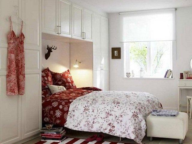 делайне комфортный дизайн вашей спальни