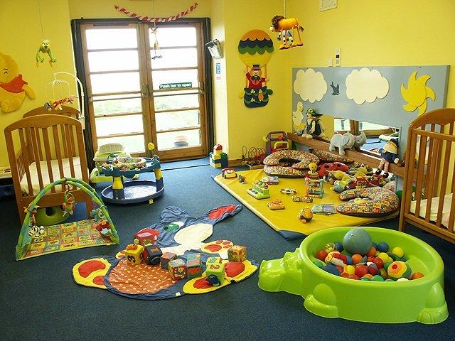 дизайн комнаты для младенца - самый ответственный момент для родителей