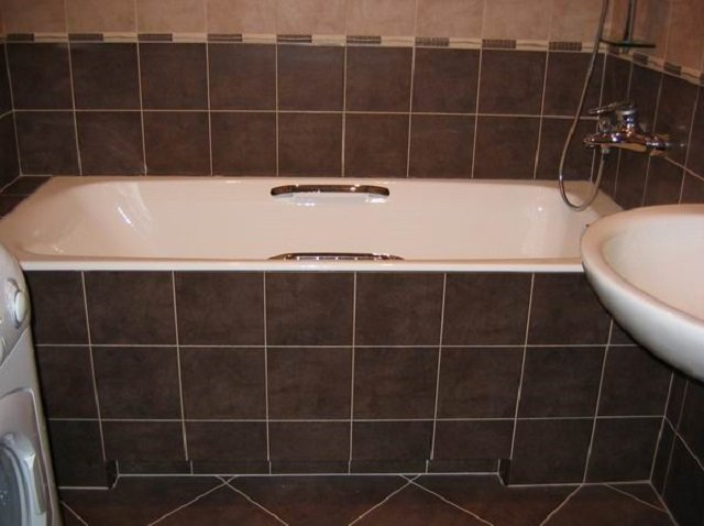 дизайн маленькой ванной комнаты 150х135