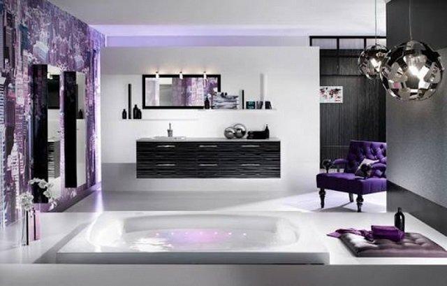 дизайн типовых ванных комнат