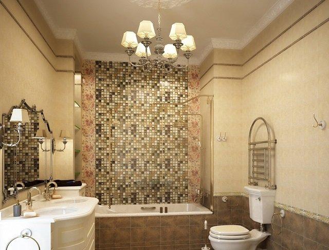 дизайн ванной 5м2