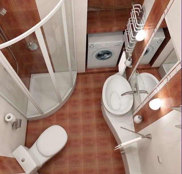 ексклюзивный дизайн ванной