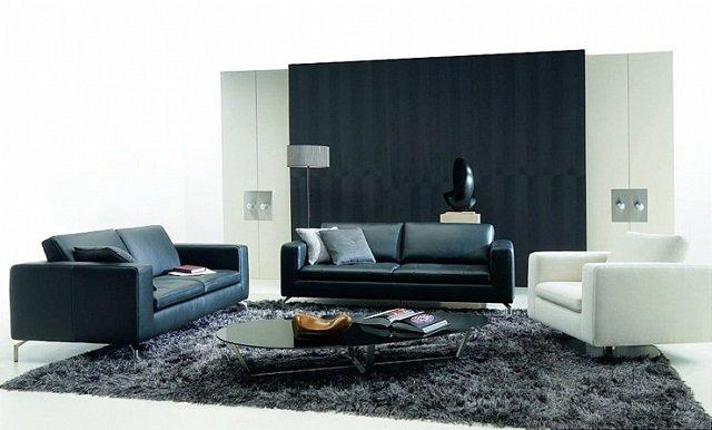 интерьер гостиной в красивом стиле