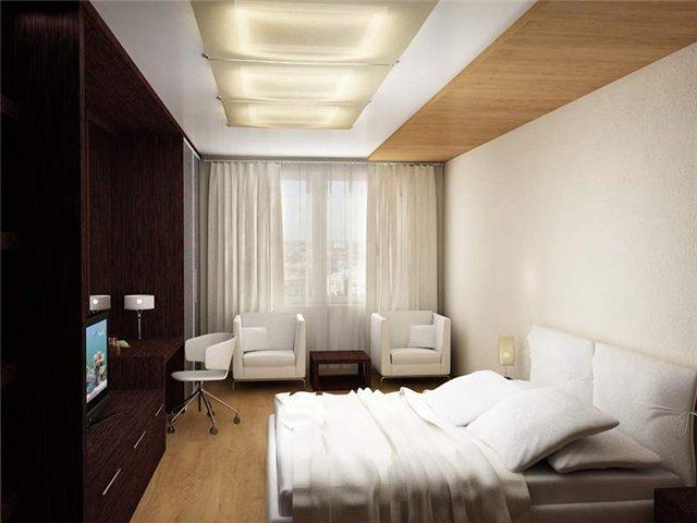 интерьер спальни для женщины