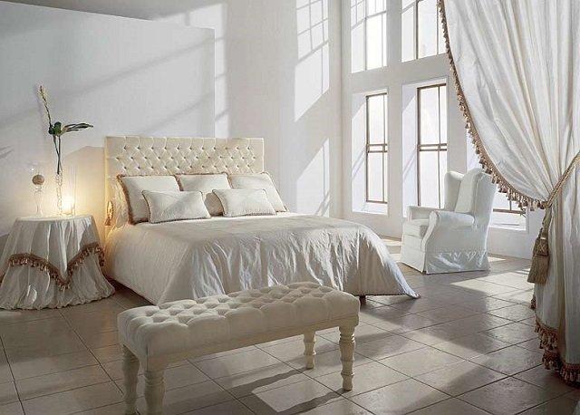 классика как неплохой дизайн спальни