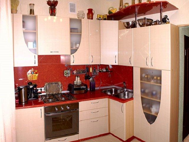 маленькая кухня 5 кв м