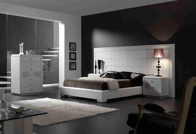 модерн как стиль спальни