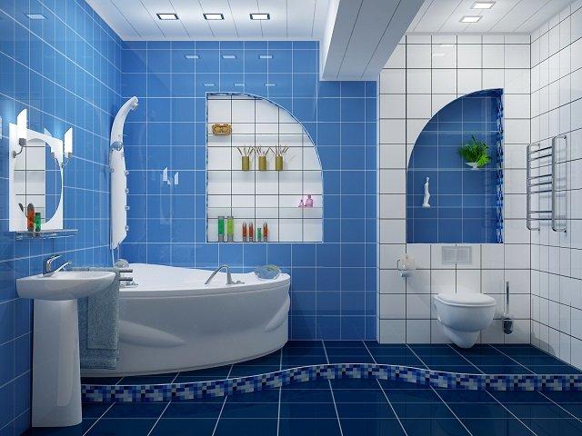 проффессиональный дизайн ванной комнаты своими руками