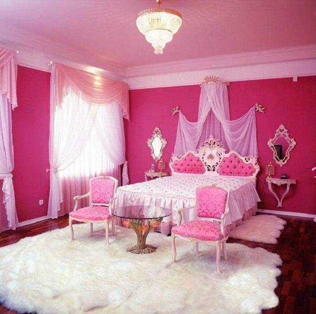 спальни для девушки