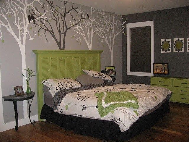 спальни сделанные своими руками