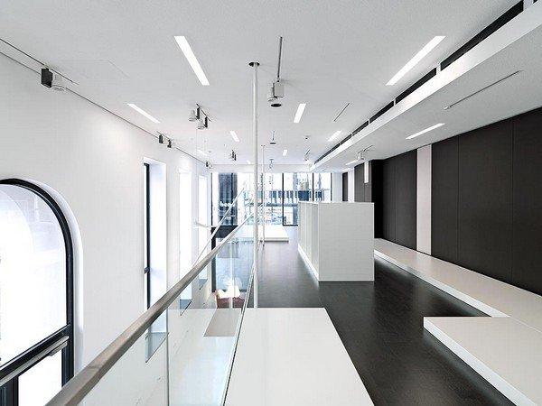 дизайн современной офисной мебели в Вене