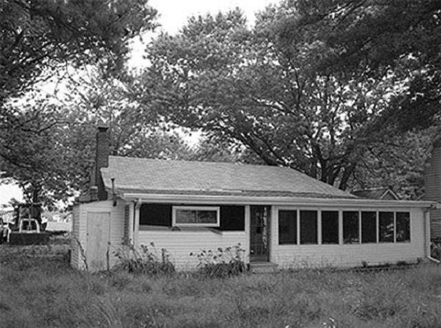 хочу сменить старую лачугу на современный уединенный дом