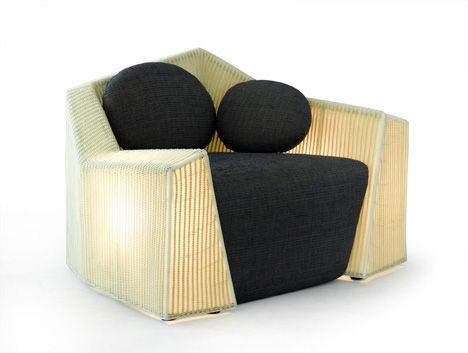 кресло-айсберг под названием iFreeze