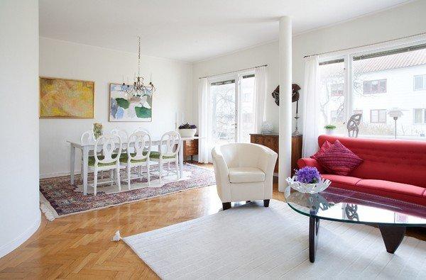 очаровательный гостеприимный дом с изюминкой