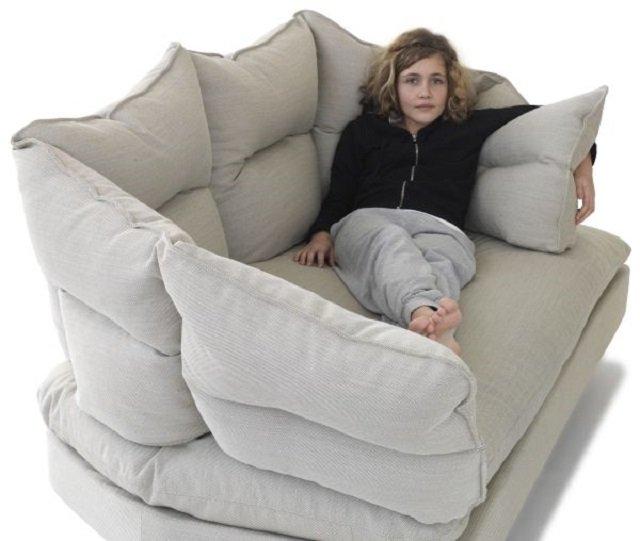оригинальный диван-конвертик
