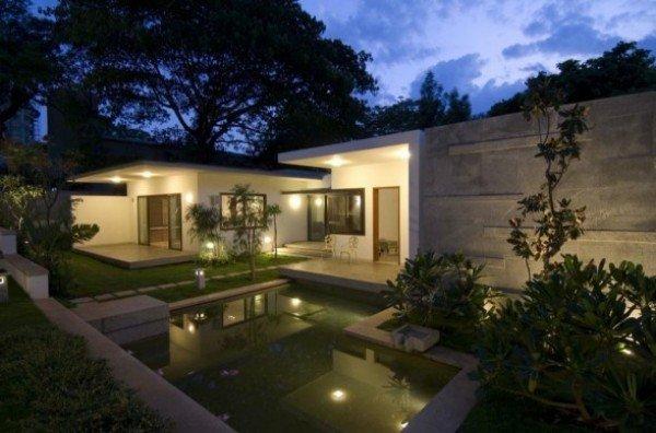 сделать дом более уютным с помощью освещения