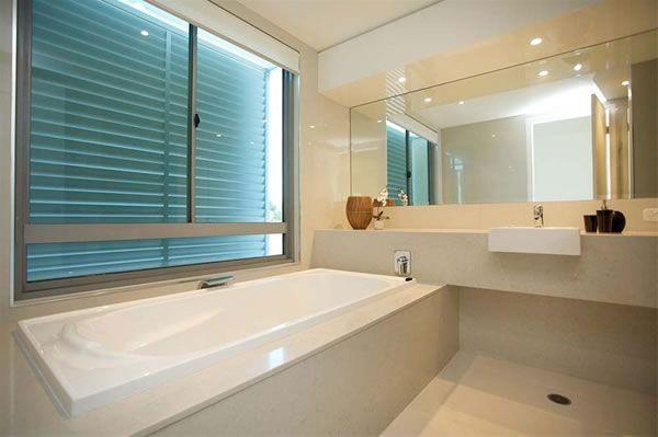 современный частный дом от Shaun Lockyer Architects в Брисбене