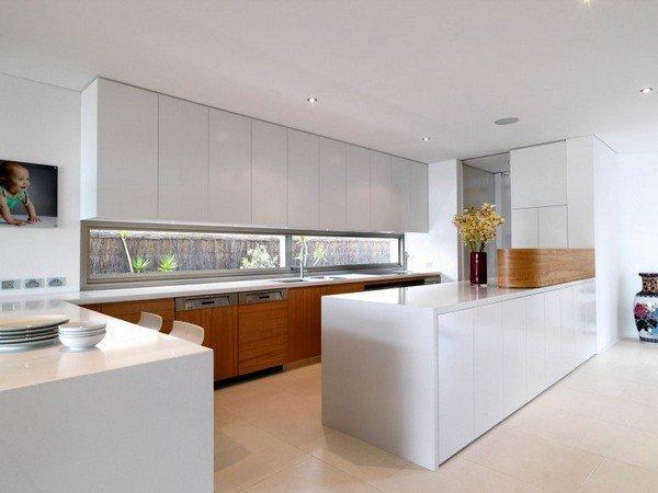 впечатляющая резиденция контрастов в Австралии