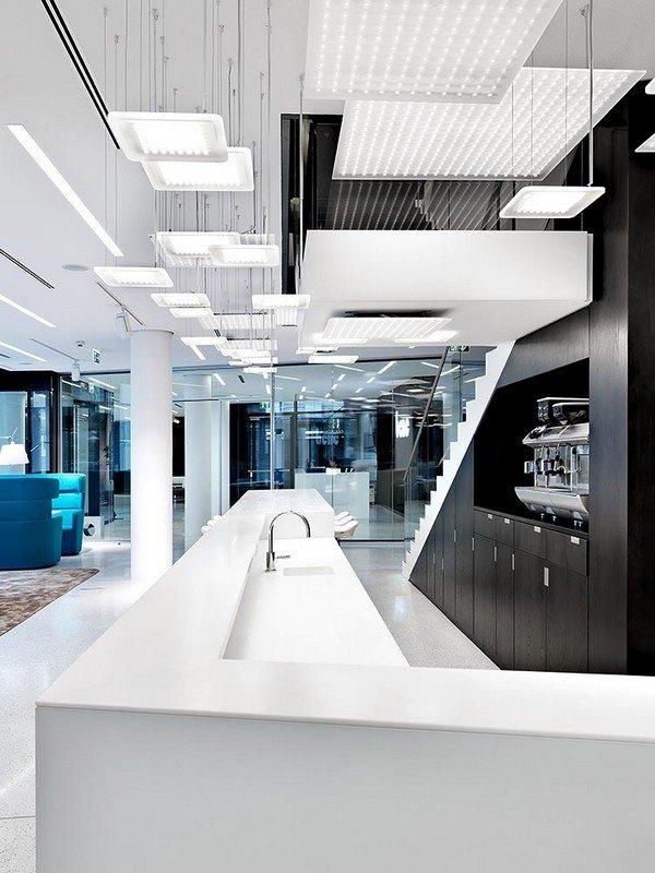 выставка офисной мебели в Вене
