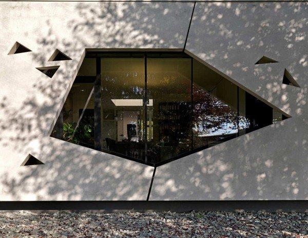фото дизайна офиса в стиле хай-тек