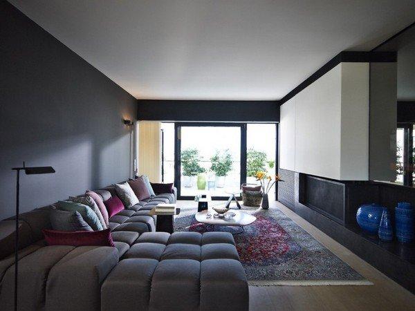 фото углового дивана