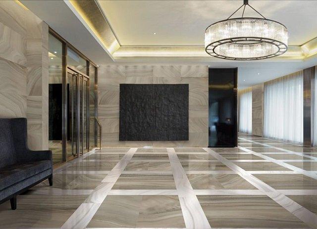 обои Roberto Cavalli в интерьере настенных покрытий