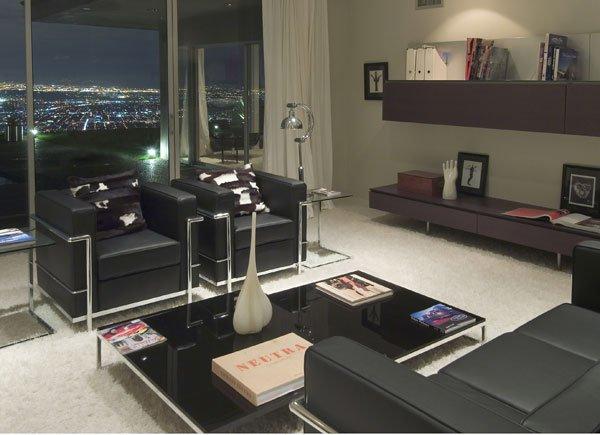 супер-жильее в Лос-Анджелесе