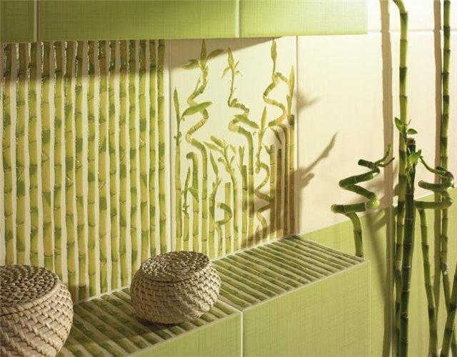 фотообои бамбук в интерьере для любой комнаты