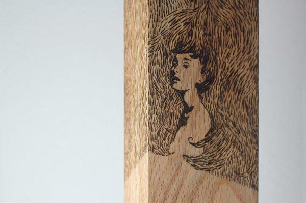 деревянные вазоны для дома
