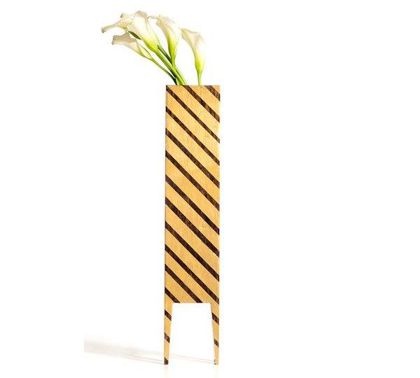 деревянные вазоны для сада