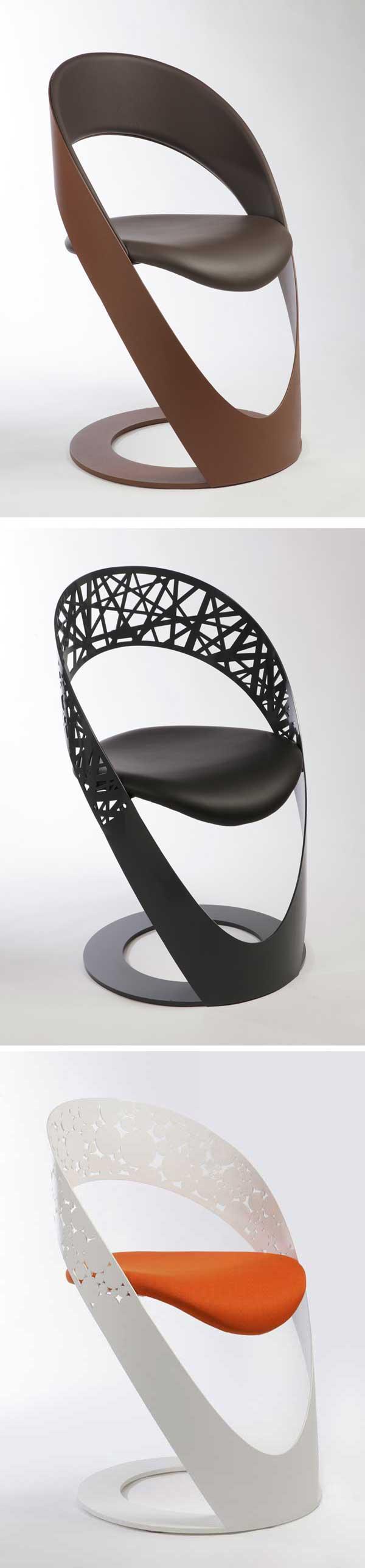 коричневый стул