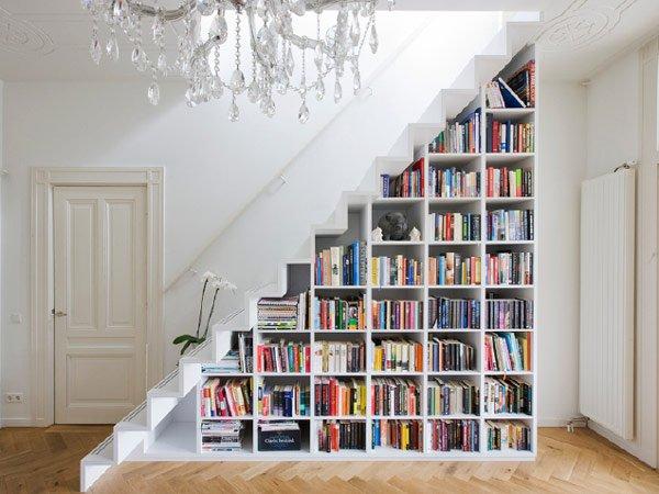 лестница в виде шкафа