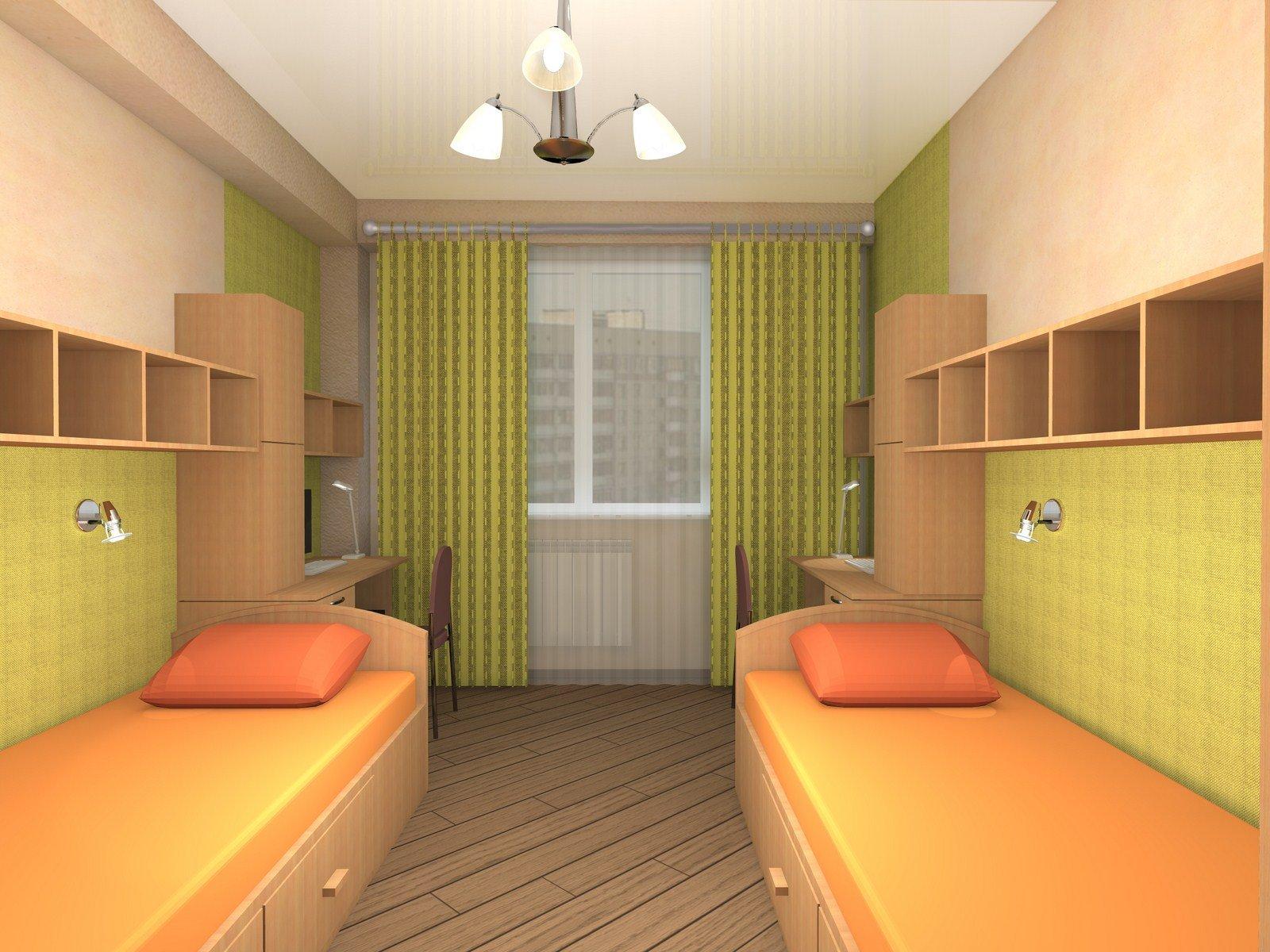 дизайн комнаты для двух девочек блог о дизайне интерьера в