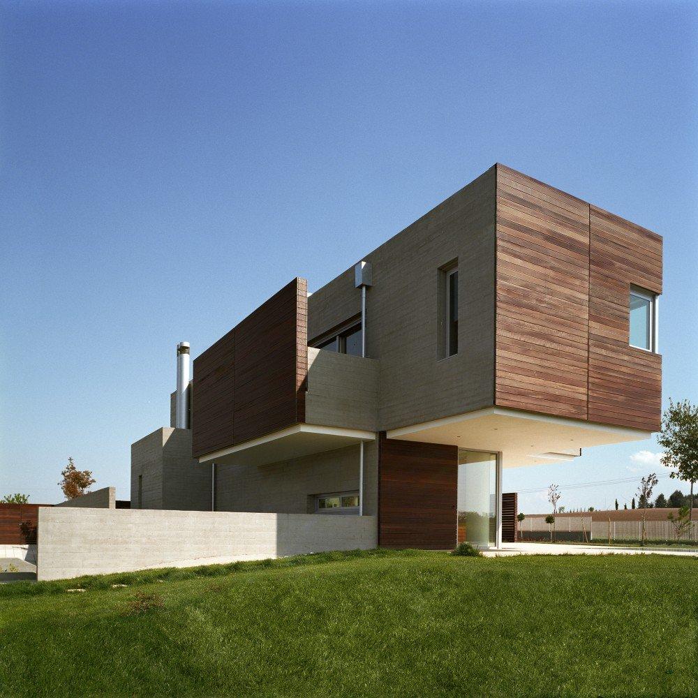 двухэтажный особняк фото