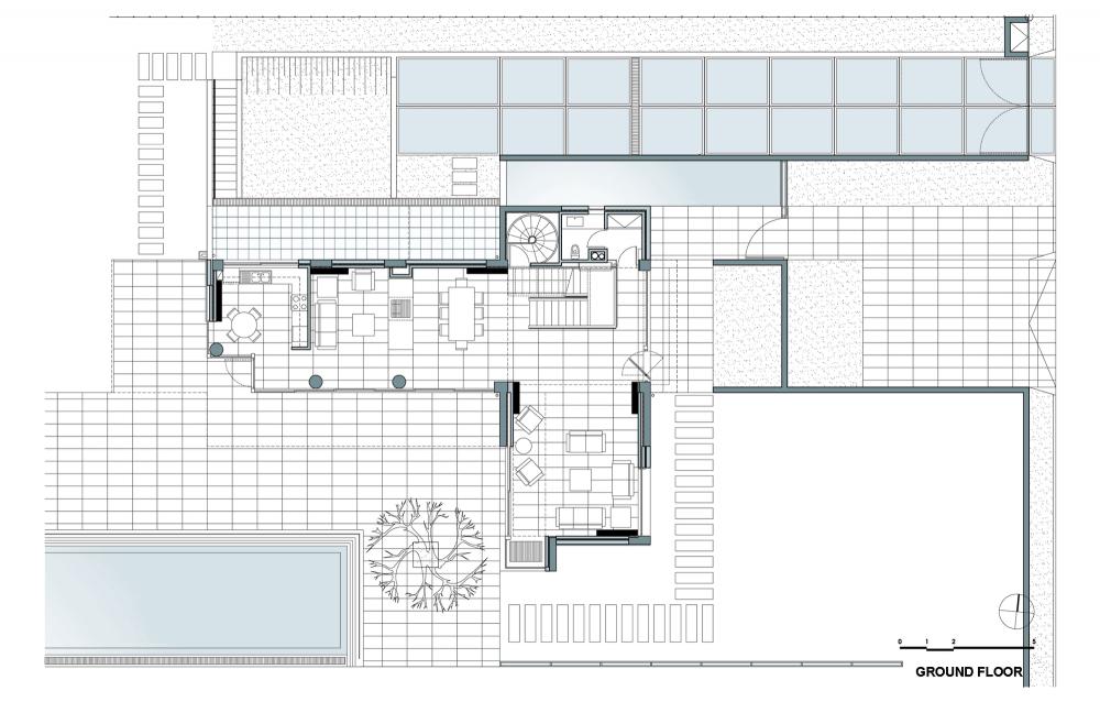проект двухэтажного дома с гаражом