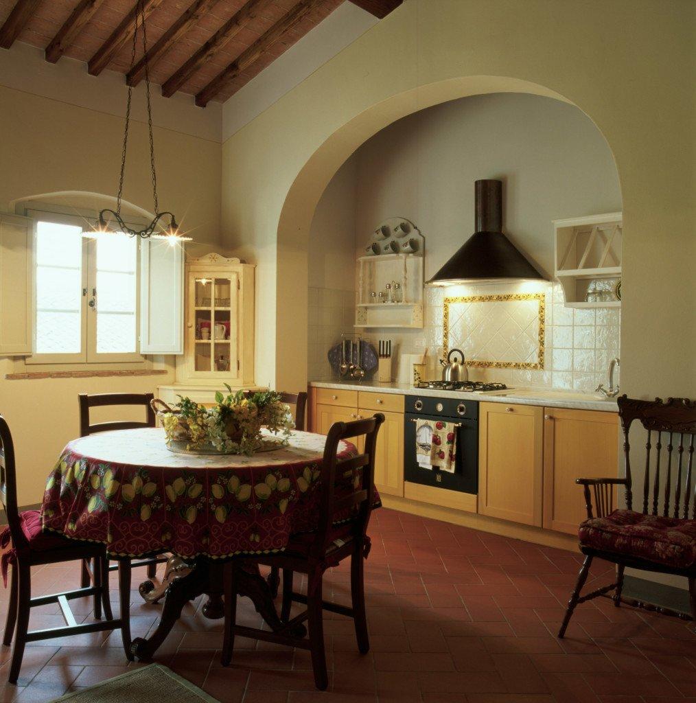 тосканский стиль в квартире