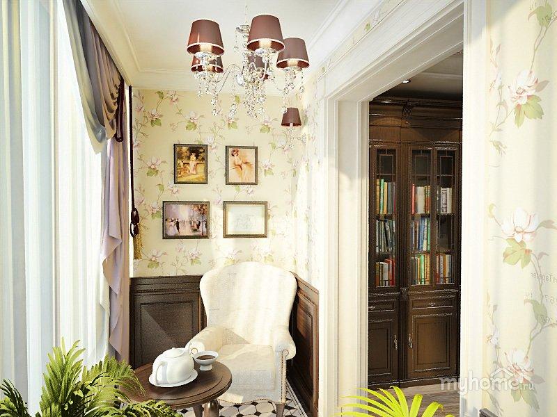 английская классика в интерьере квартиры