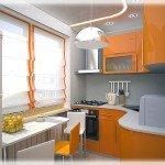 дизайн кухни на 6 кв м фото